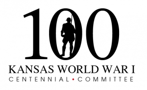 Kansas WW1 Centennial Committee Logo