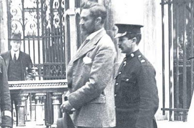 Sir Roger Casement On His Way to the Gallows